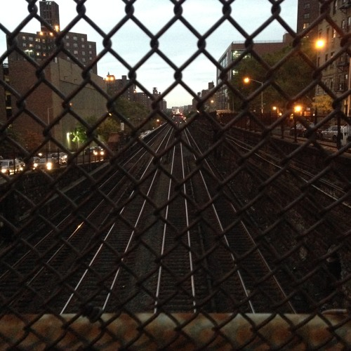 NYC,Metro North Trains,97st And Park Avenue