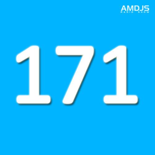 AMDJS Radio Show VOL171 (Feodor AllRight & Elena Mechta)