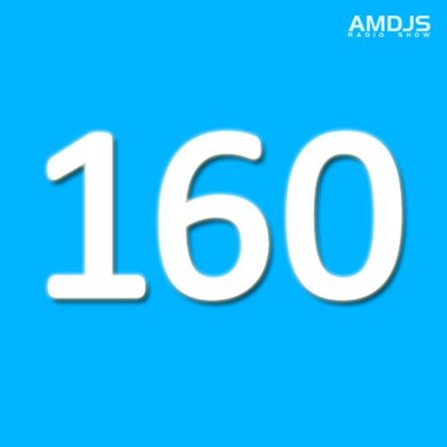 AMDJS Radio Show VOL160 (Feodor AllRight & Elena Mechta)