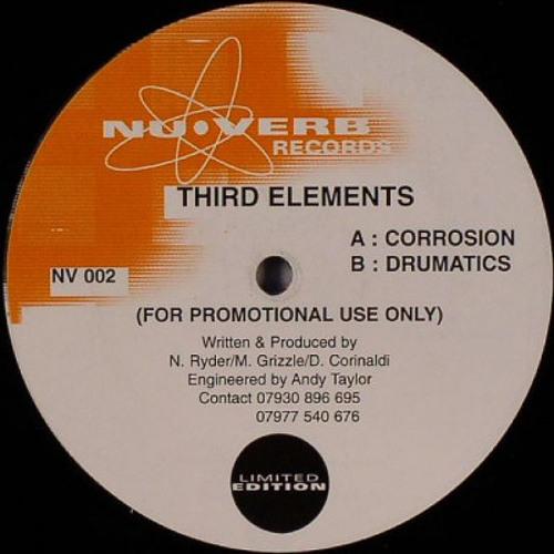 Third Elements - Corrosion / Drumatics - Nu Verb Records (Free Download)