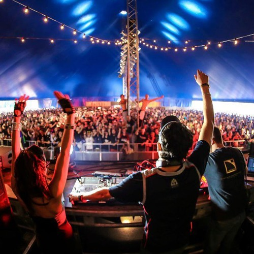 DJ Mad Dog - Bassdrum music (feat. AniMe)
