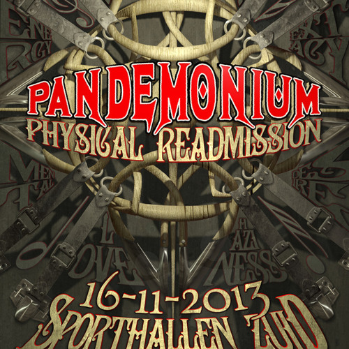 Pandemonium Readmission 161113