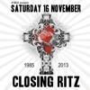 Gemeni At Atmoz Presents Closing Ritz! 16.11.2013