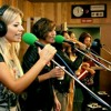 The Saturdays - Just The Way U Are (Bruno Mars Cover) at Live Lounge