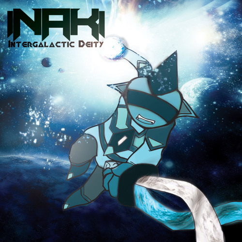 Intergalactic Deity by Inaki