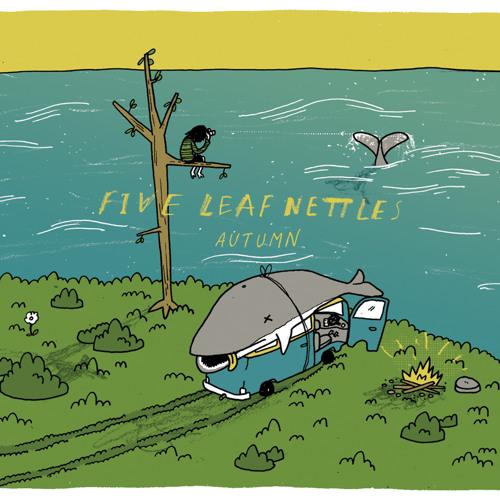 Five Leaf Nettles - Autumn