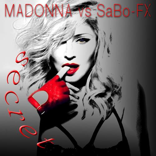 Madonna vs Sabo-fx - Secret