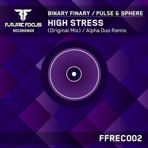 Binary Finary vs Pulse & Sphere - High Stress (Leey Houdini Remix)