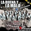 Banda Tierra Sagrada La Buena Y La Mala (el Dilema) Portada del disco