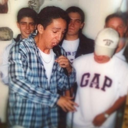 Javier Ortega and Skinnyfat from Studio B (2000)