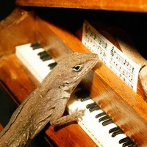 Amazonian Lounge Lizard