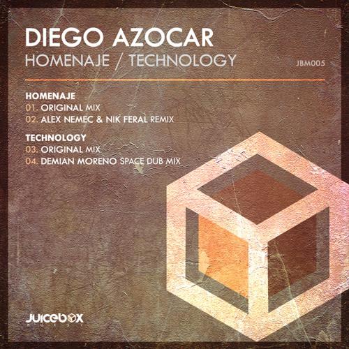 JBM005 || Diego Azocar - Homenaje / Technology (incl Alex Nemec & Nik Feral, Demian Moreno Mixes)
