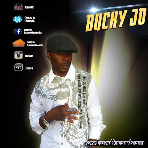 BUCKY JO - REAL MAN IN HER LIFE [NOV 2013]