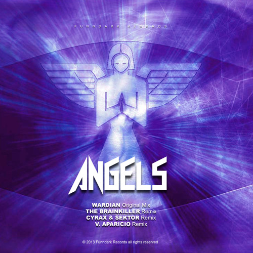 FND069 Wardian - Angels (The Brainkiller Remix) OUT NOW