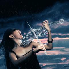 Violin Crying Rain - winter rain sound - صوت الشتا - كمان تبكي مطراً