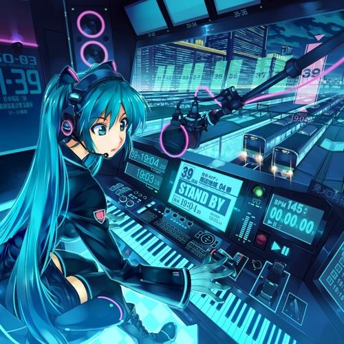 Hatsune Miku - Data (MIYUKI Trip-Hop Remix)