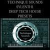 Technique Sounds Deep techhouse Sylenth1 Presets EXCLUSIVE ON BEATPORT