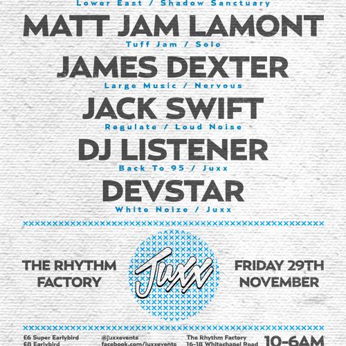 Juxx Launch Mix: Jack Swift: