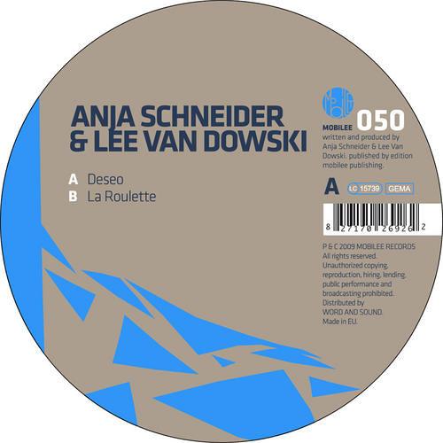 Anja Schneider - La Roulette (Original Mix) - mobilee050