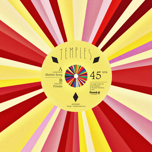 23) Temples - Shelter Song