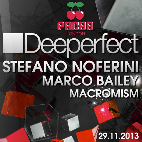 Deeperfect Presents : Marco Bailey