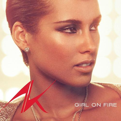 Girl On Fire (instrumental reprogramed by Vanilda)
