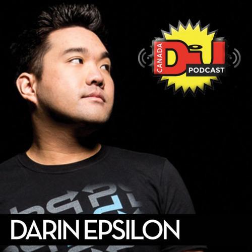 Darin Epsilon - Guest Mix for DJ Mag Canada [Nov 2013]