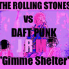 The Rolling Stones vs. Daft Punk -