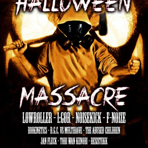 The Executioners aka D.G.C. vs Multirave @ Psytekks Halloween Massacre 2013 (31.10.2013)