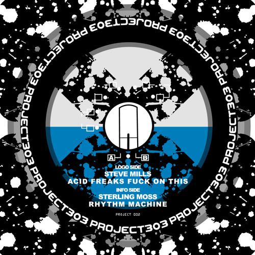 Sterling Moss - Rhythm Machine (Project002)