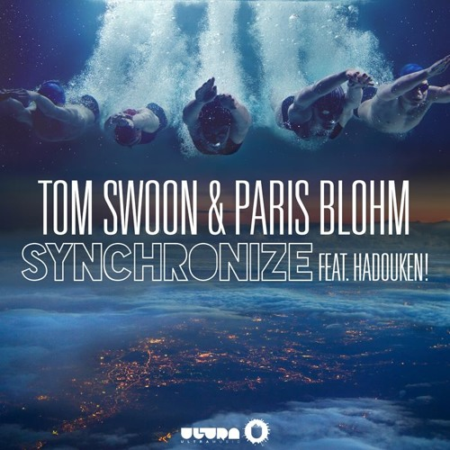 Tom Swoon & Paris Blohm - Synchronize feat. Hadouken! [PREVIEW] (OUT NOW!)
