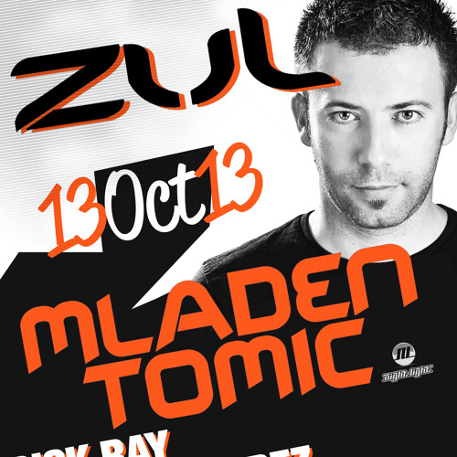 MLADEN TOMIC Live @ Zul Club, Bilbao, Spain, October 2013