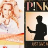 Bridgit Mendler vs Pink & Nate Ruess Just A Hurricane Mash Up