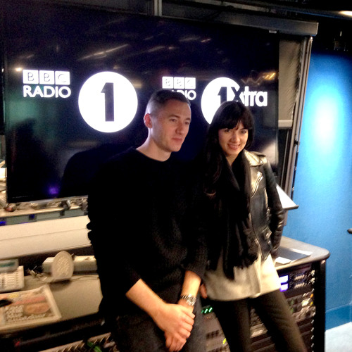 Minimal Wave Label Focus - Veronica Vasicka - BBC Radio 1 Interview