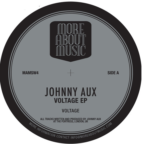 1. Johnny Aux - Voltage (clip) - MAMSW4