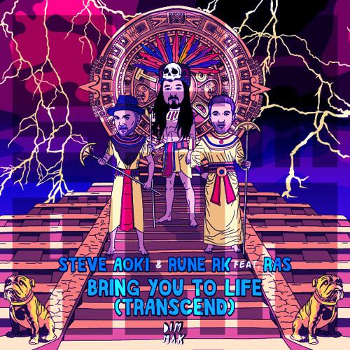 Steve Aoki & Rune RK ft. RAS - Bring you to life (Semaho remix)