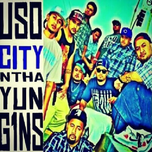 Ride For My USO's - USO City N Tha YUNG1NS Ft. C.L.E