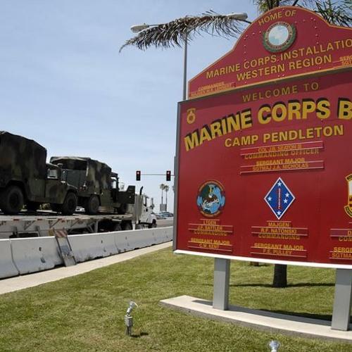 Four Camp Pendleton Marines Killed During Routine Military Exercise