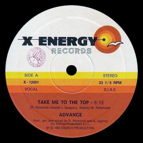 Advance - Take Me To The Top 1982
