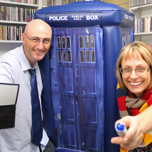 Mornings: Meeting a die-hard Dr Who fan and his tardis collection