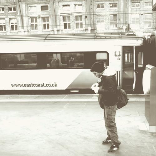 Leaving Edinburgh