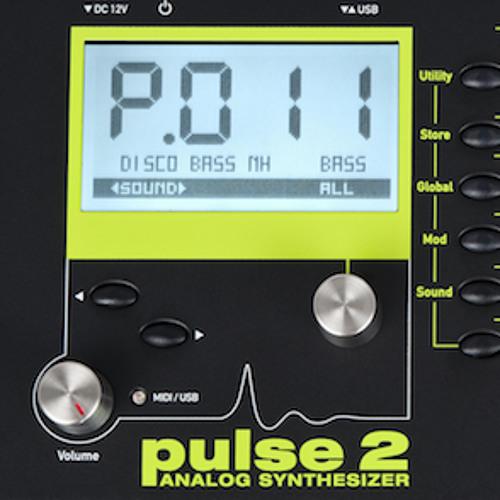 Waldorf Pulse2 Demo Sound