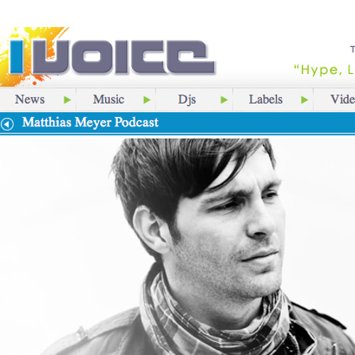 Matthias Meyer - Ibiza Voice Podcast
