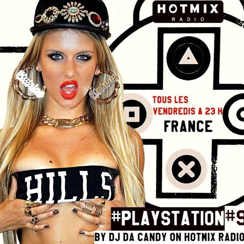 Dj Da Candy Radioshow on Hotmix Radio france Playsation #9