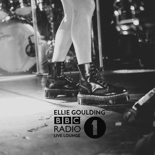 Ellie Goulding - Of The Night (Bastille Cover) Live At BBC Radio 1's Live Lounge