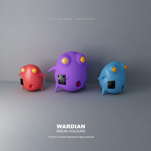 Wardian - Ozymandias | BREAK COLOURS LP | OUT NOW