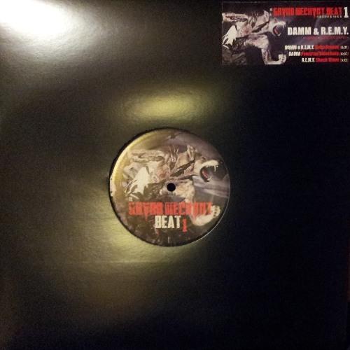 Le Grand Méchant Beat Rec. 001: Damm & R.E.M.Y. Baby Groove EP