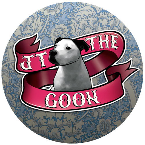JT The Goon - Twin Warriors EP (Oil Gang 007)