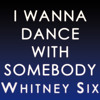 I WANNA DANCE WITH SOMEBODY (WHO LOVES ME)- WHITNEY SIX
