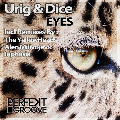 Urig & Dice - Eyes (Alen Milivojevic Remix) [Perfekt Groove]